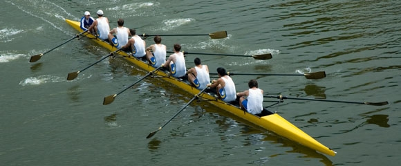 rowers synchronisation